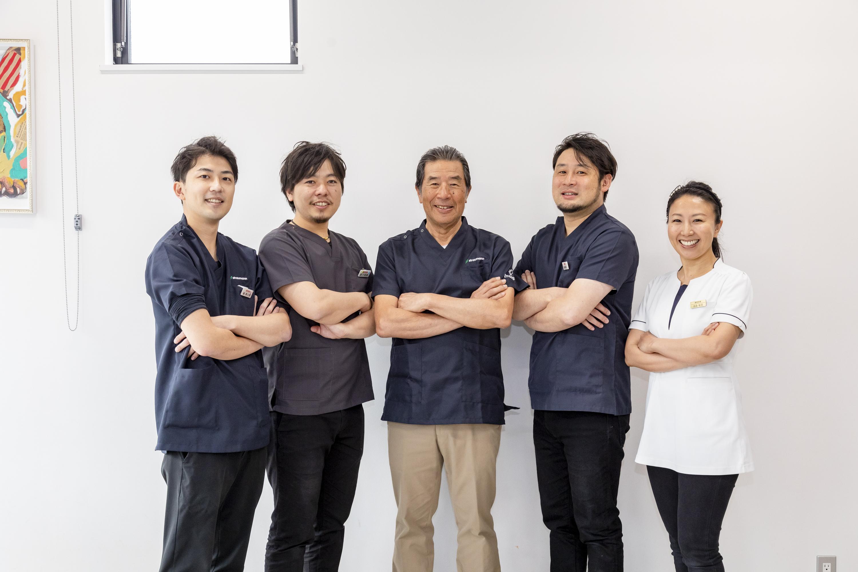 さまざまな歯科学会の指導医・認定医・専門医が在籍